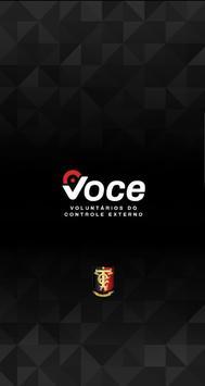 VOCÊ - Voluntário do Controle Externo (TCE-PB) poster