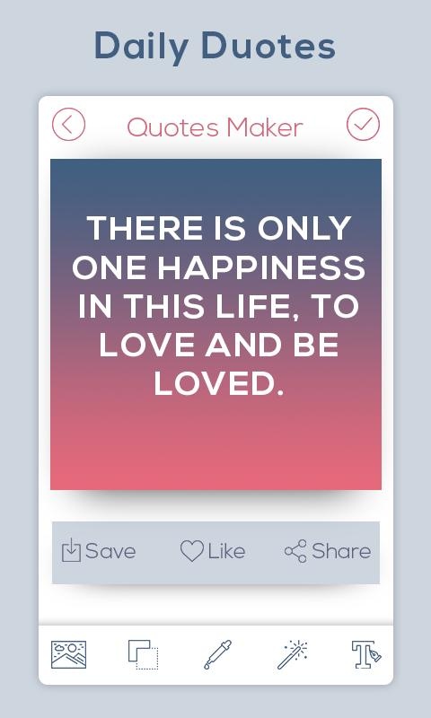 Quotes Maker Quotesrama For Android APK Download New Quotes Maker