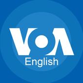 VOA News English ikon