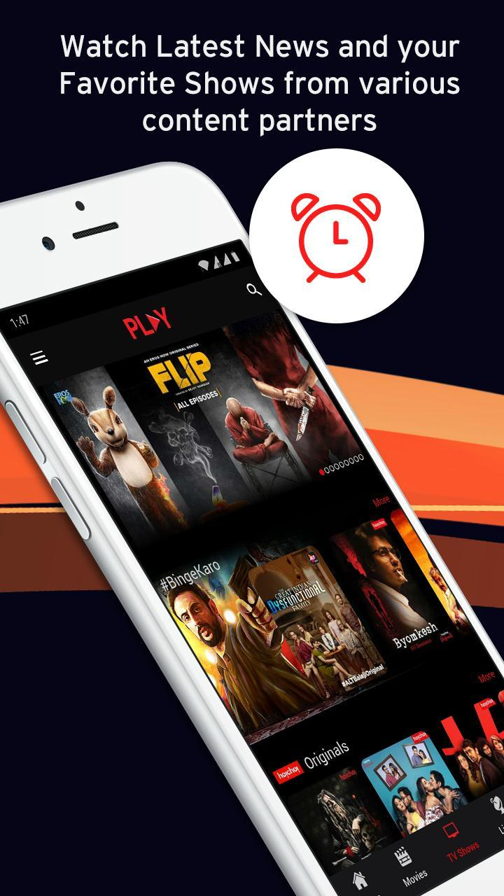 Vodafone Play for Android - APK Download