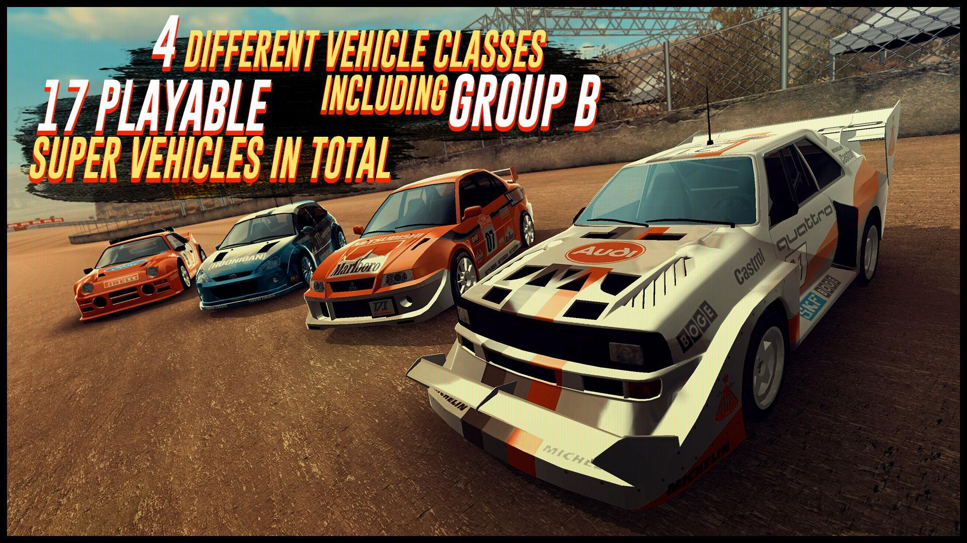 Rally Racer EVO® for Android - APK Download