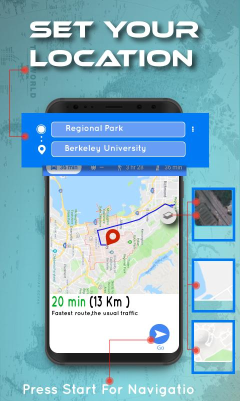 Voice GPS Driving Direction Sdometer Street Map for ... on maps and directions easy, maps and travel, maps and weather, multiple directions, maps and gas prices, maps directions from to, maps and street views, maps and floor plans,