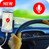 Voice GPS Driving Directions, GPS Navigation, Maps icono