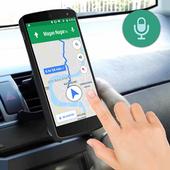 Voice Directions GPS - Navigation GPS icône