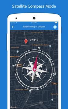 10 Schermata Indicazioni stradali GPS voce - Navigazione GPS