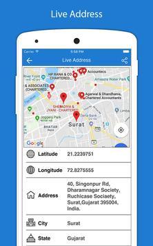 11 Schermata Indicazioni stradali GPS voce - Navigazione GPS