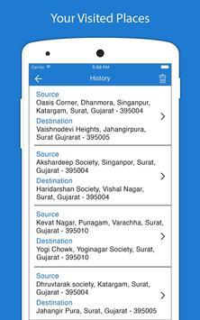 Voice Directions GPS - Navigation GPS capture d'écran 12