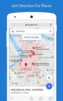 Voice Directions GPS - Navigation GPS capture d'écran 13