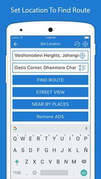 Voice Directions GPS - Navigation GPS capture d'écran 15