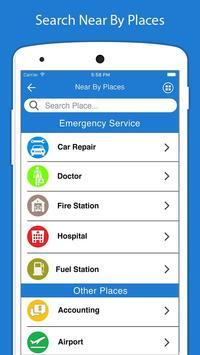 Voice Directions GPS - Navigation GPS capture d'écran 16