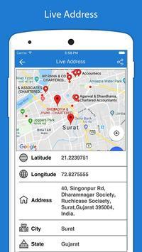 Voice Directions GPS - Navigation GPS capture d'écran 18