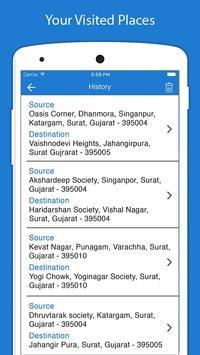Voice Directions GPS - Navigation GPS capture d'écran 19