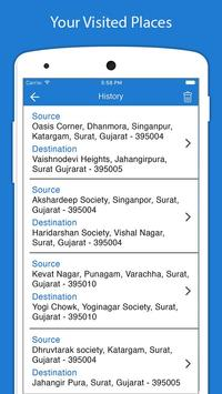 19 Schermata Indicazioni stradali GPS voce - Navigazione GPS