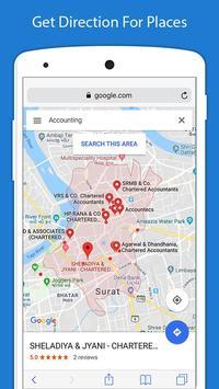 20 Schermata Indicazioni stradali GPS voce - Navigazione GPS