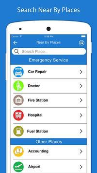 Voice Directions GPS - Navigation GPS capture d'écran 2