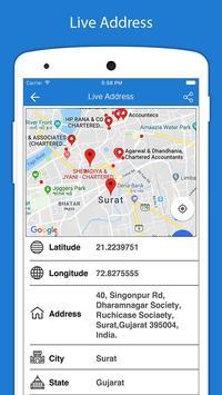 Voice Directions GPS - Navigation GPS capture d'écran 4