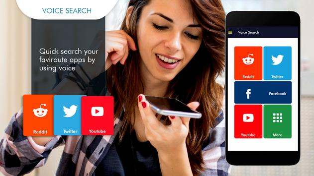 Voice command & Voice Search screenshot 1