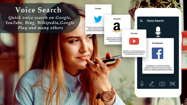 Voice Search Recognition & Voice launcher for Android - APK Download