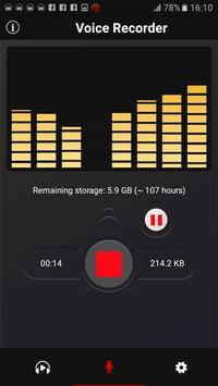 Voice Recorder screenshot 11