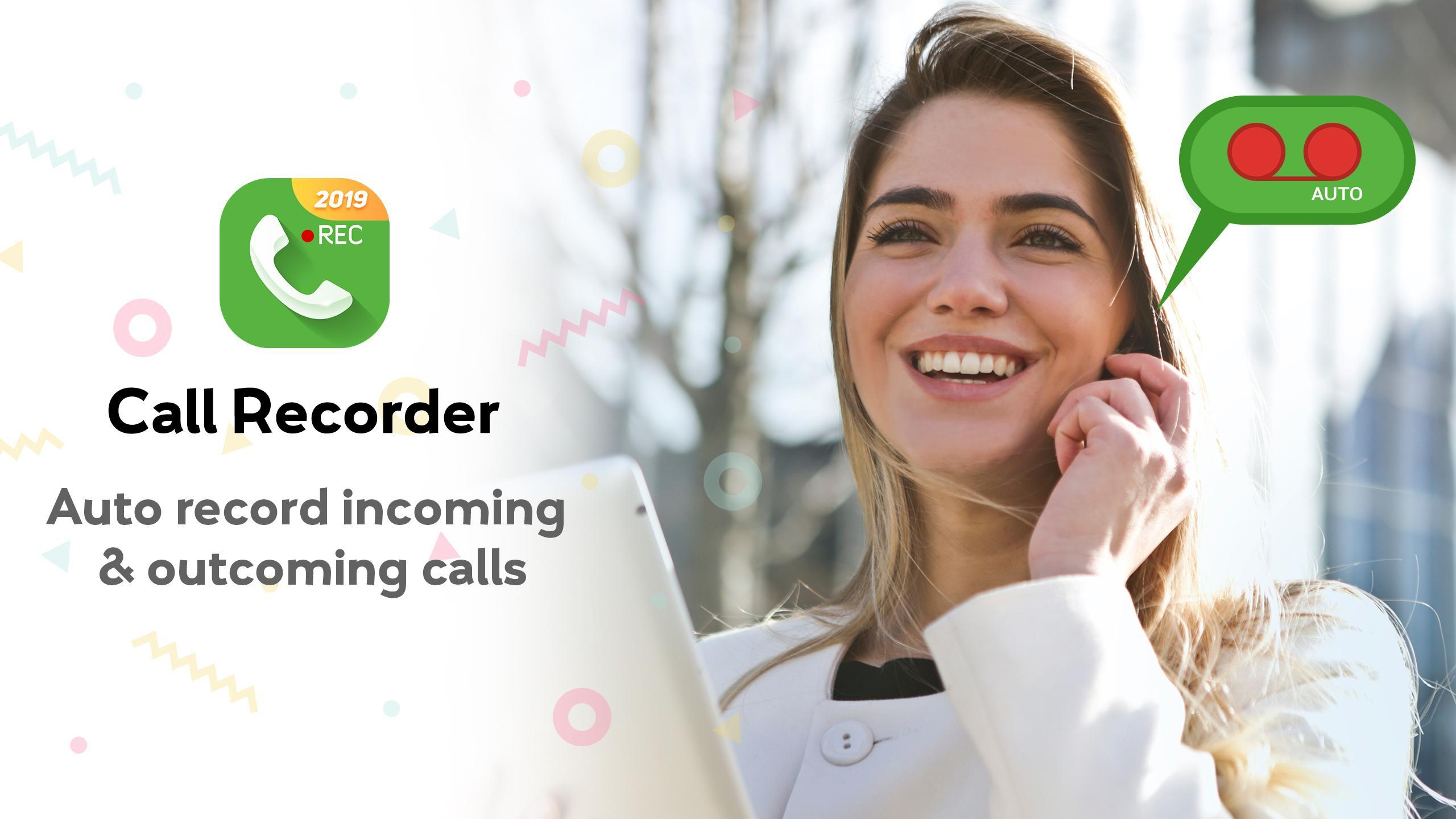 Call Recorder Automatic, Call Recording 2 Ways for Android