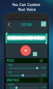 Voice Changer FX screenshot 1
