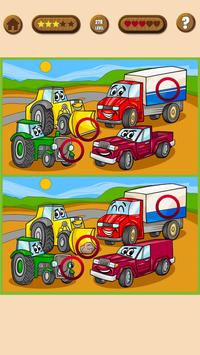 Find the differences  Brain Puzzle Game screenshot 9