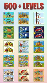 Find the differences  Brain Puzzle Game screenshot 1
