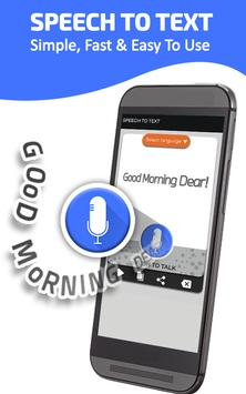 Voice to text converter - speak to text app screenshot 7