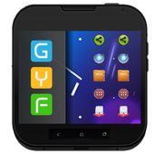 GYF App Drawer icon