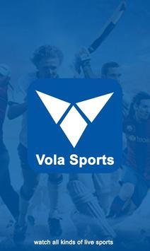 3 Schermata Vola Sports Live Guide