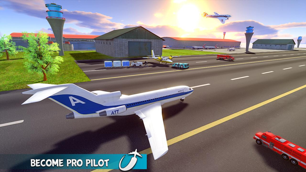 City Airplane Pilot Flight for Android - APK Download