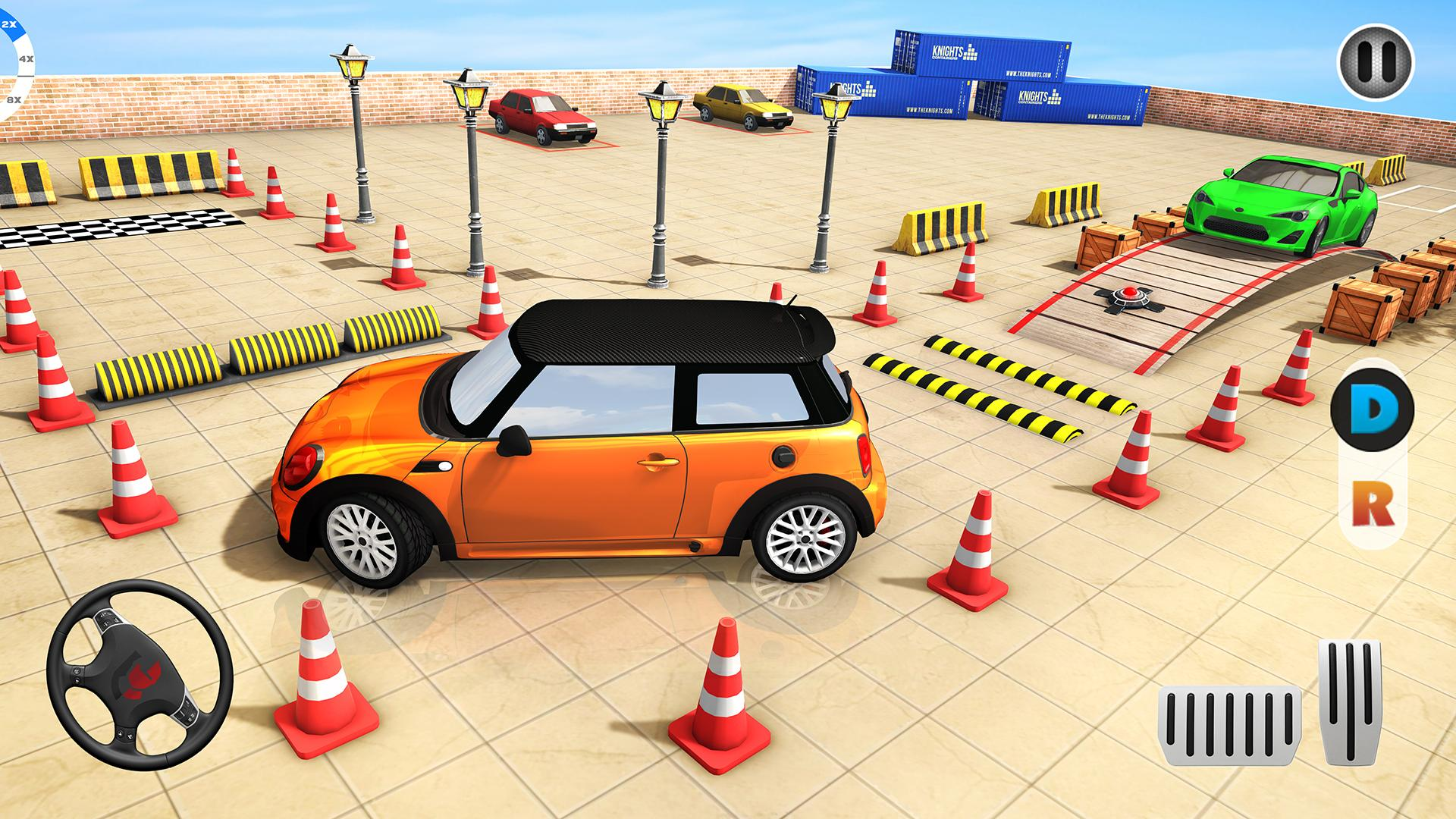 Modern Car Drive Parking Free Games Car Games For Android Apk Download