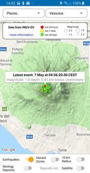 Vesuvius Volcanopedia screenshot 4