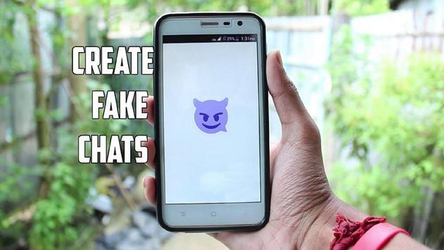 Create Whats Fake Chat (Prank Conversations) screenshot 5