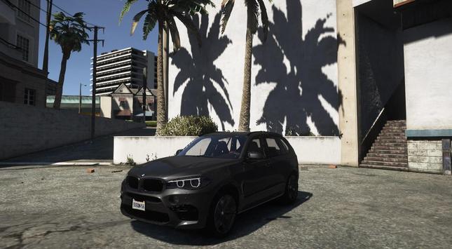 Driving BMW X5 SUV Simulator screenshot 3