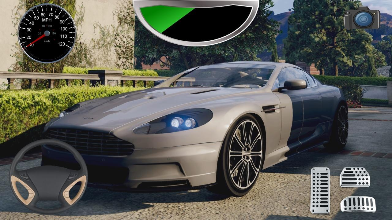 Drive Aston Martin Dbs Racing Simulator For Android Apk Download