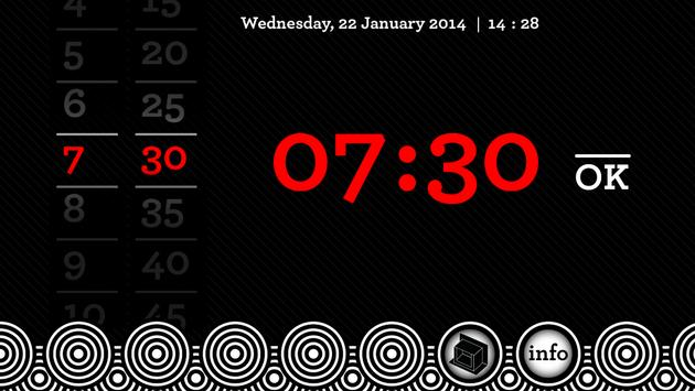 Paper Alarm Clock poster