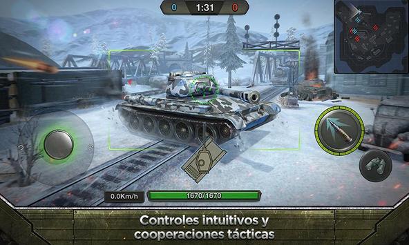Tank Combat captura de pantalla 3