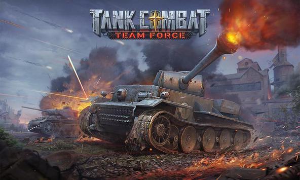 Tank Combat Poster