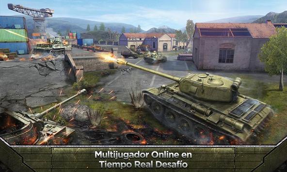 Tank Combat captura de pantalla 2
