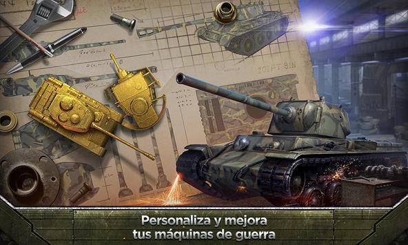 Tank Combat captura de pantalla 4