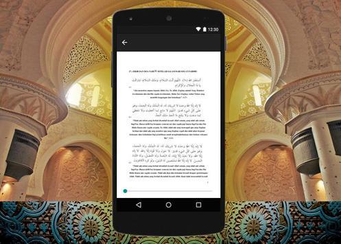 Zikir & Doa Nabi (Solat Fardhu) Setelah Salam screenshot 6