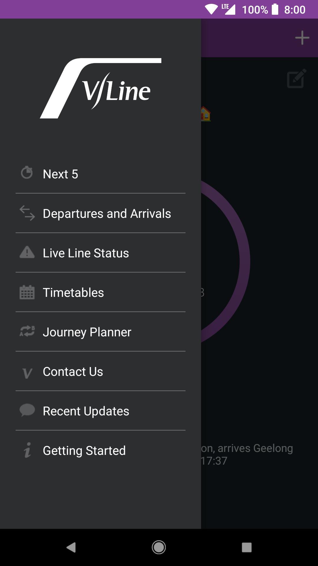 V/Line for Android - APK Download