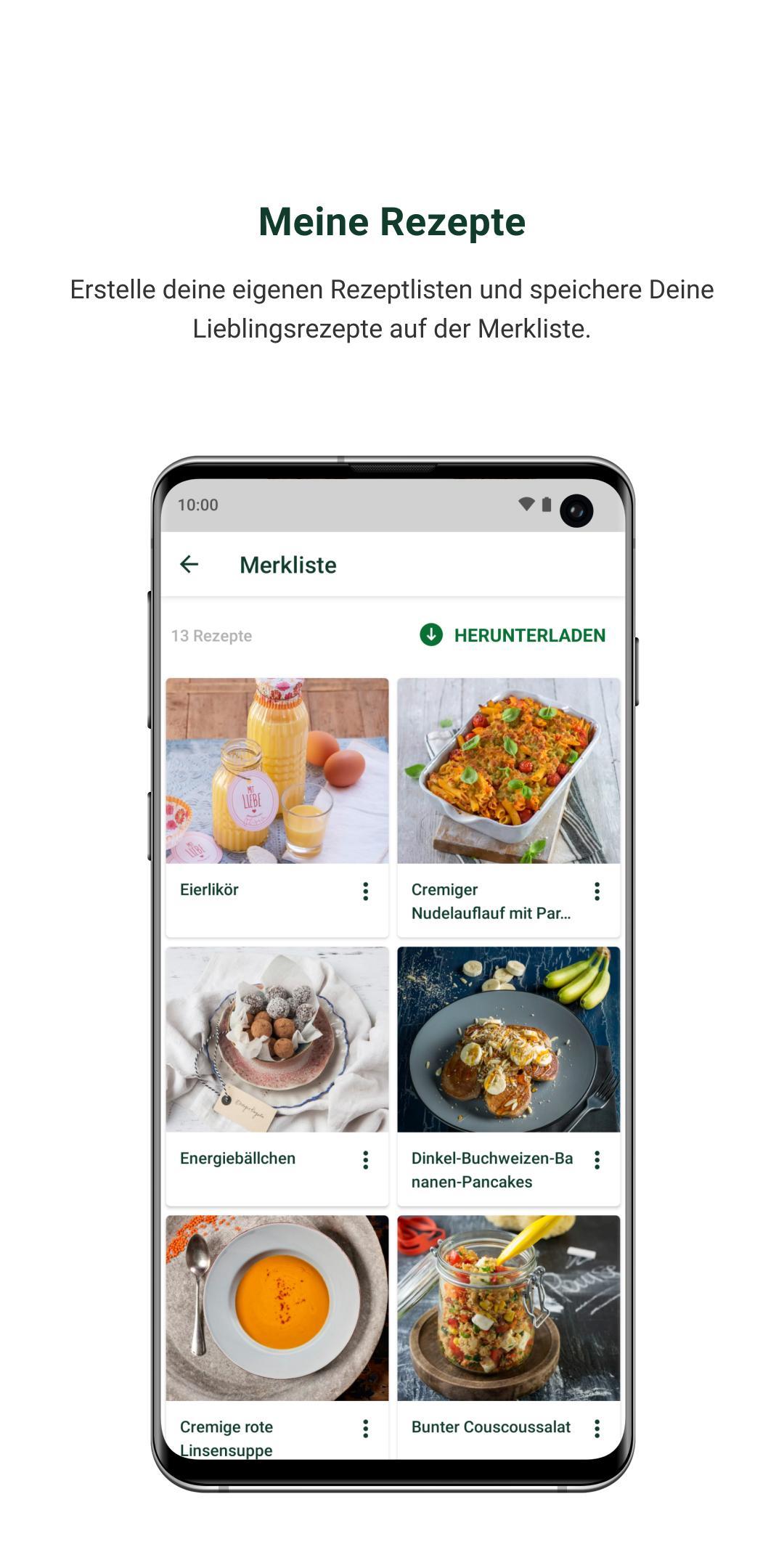 Die Thermomix ® Cookidoo ® App für Android   APK herunterladen