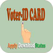 Online Voter ID Card Apply, Download, List 2019 icon