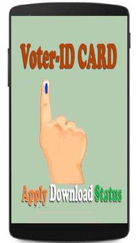 Online Voter ID Card Apply, Download, List 2019 poster