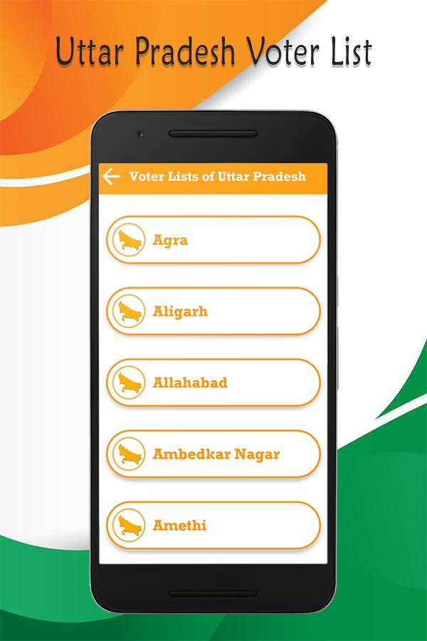 UP Voter List 2019 : Search Name In Voter List for Android - APK