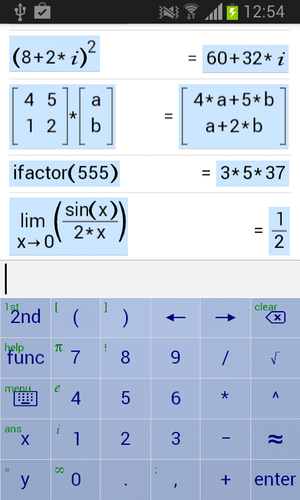 Symbolic Calculator APK 1.0.6 Download for Android ... on differential eq, differential rear axle assembly, differential mechanical device, differential gear, differential mathematics, differential graphing functions, differential geometry, differential animation, differential leveling field notes, differential drawings, differential math, differential calculus, differential galois theory, differential identification theory, differential rules, differential diagrams, differential formula sheet, differential patterns,