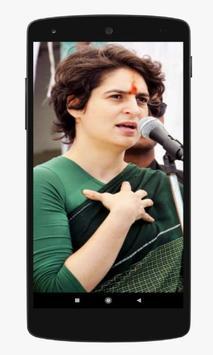 Priyanka Gandhi Vadra HD Wallpapers poster
