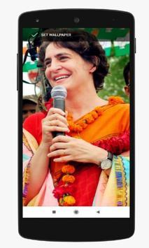 Priyanka Gandhi Vadra HD Wallpapers screenshot 3
